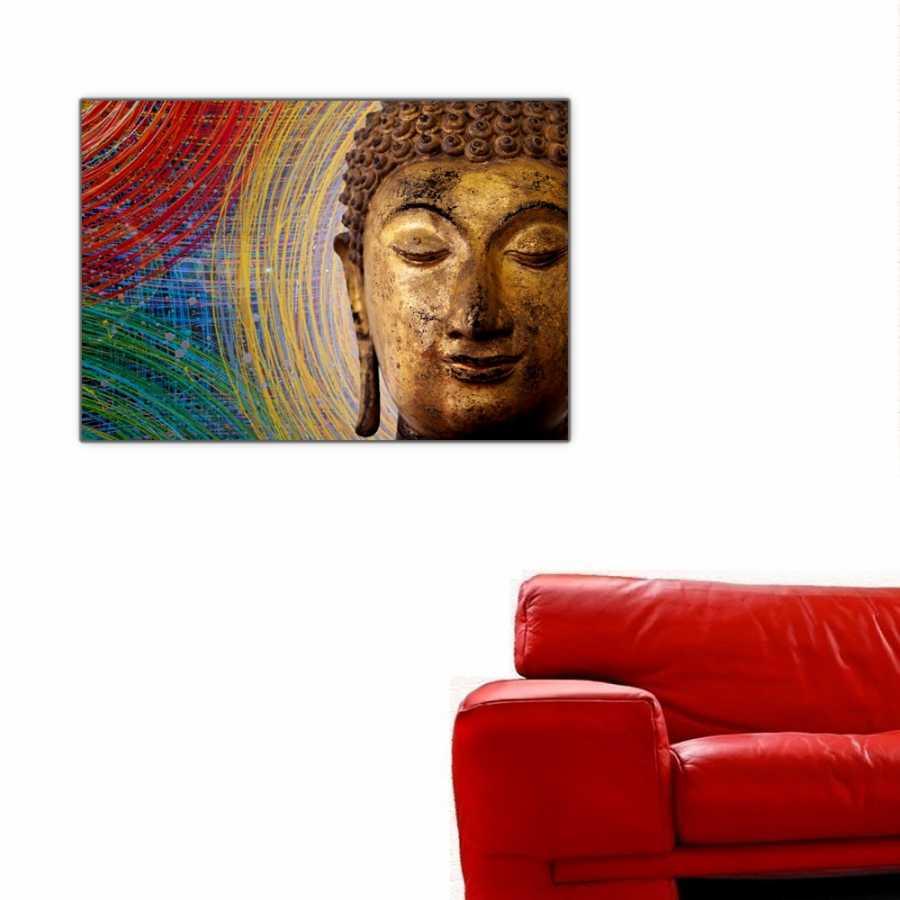Buddha Tablosu Ritmo