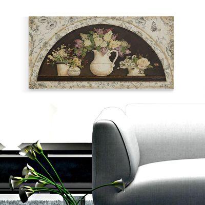 Dekoratif Saksılar, Çiçekler